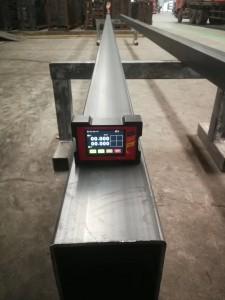150x150mm方管 扭曲度测试2