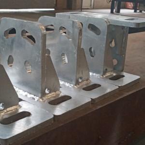 Solar Mounting Steel Brackets (2)