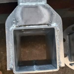 Solar Mounting Steel Brackets (4)